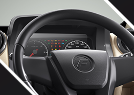 New Instrument Cluster - multi utility vehicle in india