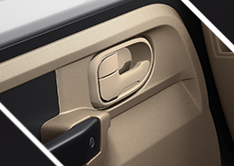 Stylish Door Trims for cruiser car Car by Force