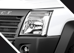 Clear Lens Composite Headlamp for Best Tourist vehicle in India