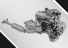 Mercedes Derived FM 2.6 CR BS6 Engine and All New Transmission
