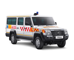 Trax ambulance product img